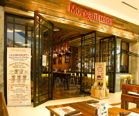 Image result for Morganfield's Pavilion